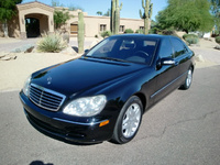 2003 Mercedes-Benz S-Class 4 Dr S430 Sedan, Picture of 2003 Mercedes-Benz S430 STD, exterior