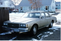 Picture of 1981 Chevrolet Impala, exterior