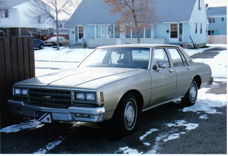 Picture of 1981 Chevrolet Impala