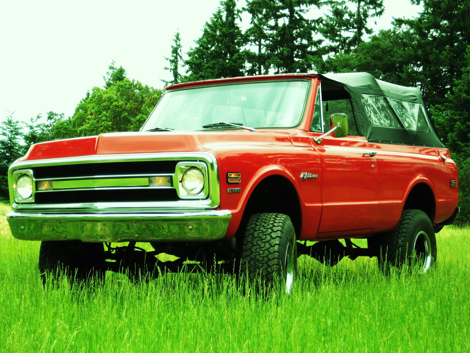 1970 Chevrolet Blazer picture