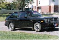1984 Pontiac Acadian Overview