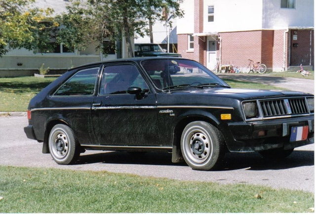 Picture of 1984 Pontiac Acadian