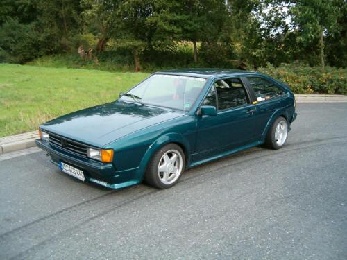 Picture of 1989 Volkswagen Scirocco, exterior, gallery_worthy