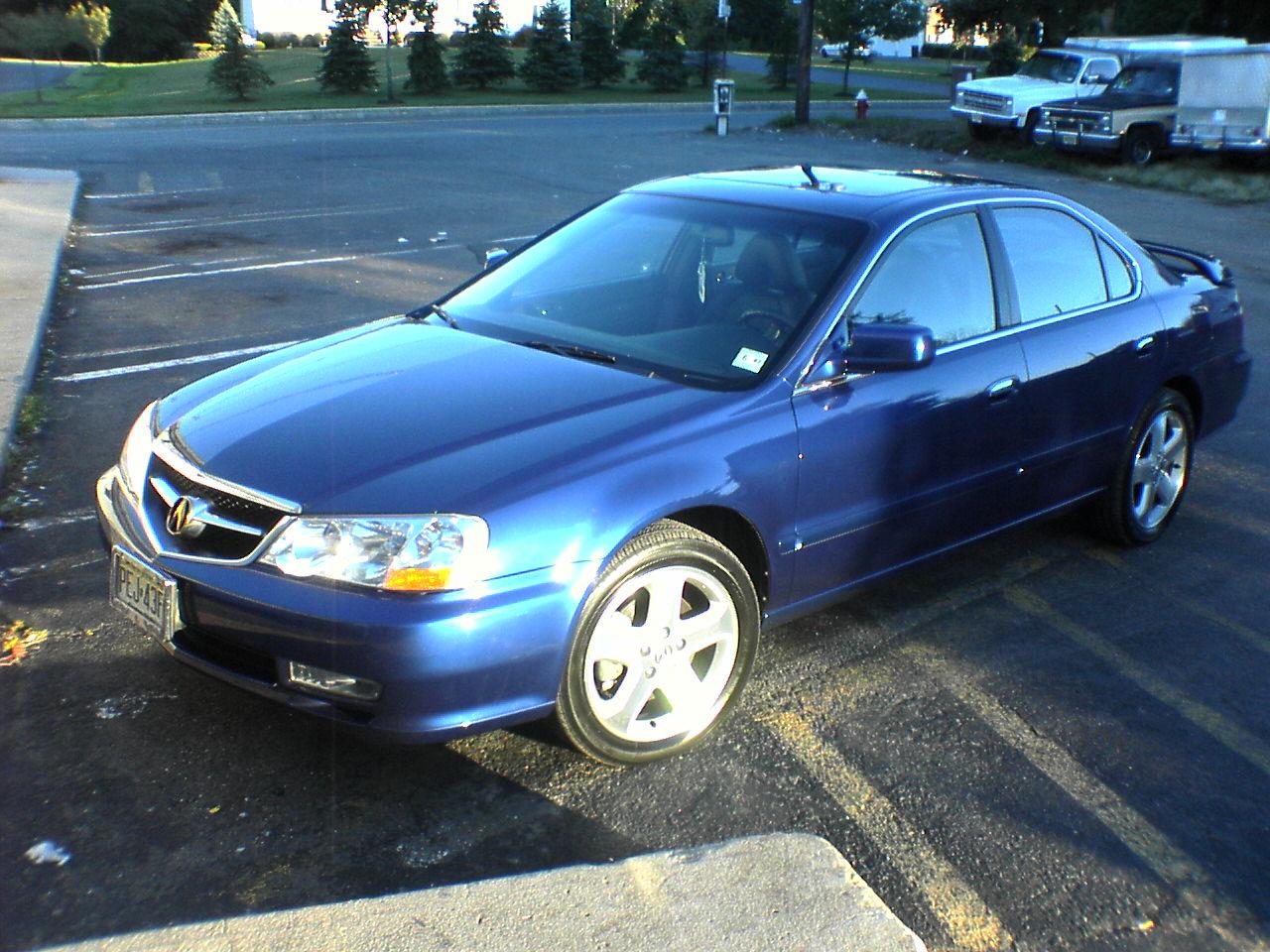 2003 acura tl car interior design