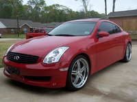 2006 INFINITI G35 Overview