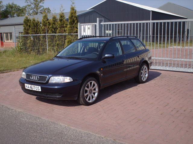 1999 Audi A4 Cabriolet. 1999 Audi A4 Avant picture,