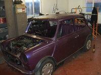 Picture of 1996 Rover Mini, exterior, engine