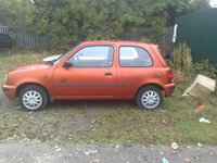 Picture of 1997 Nissan Micra, exterior