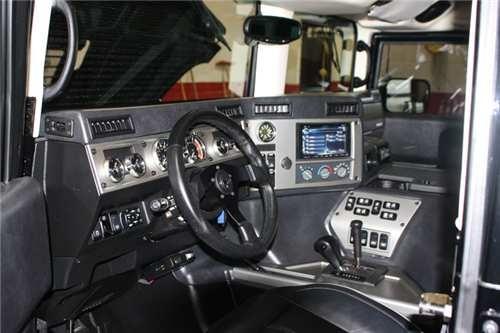 2004 Hummer H1 Interior Pictures Cargurus