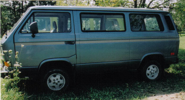 Picture of 1989 Volkswagen Vanagon