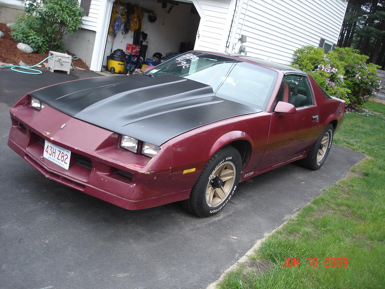 1982 Chevrolet Camaro Pictures Cargurus
