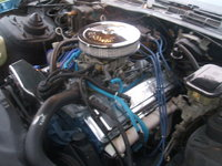 Picture of 1985 Chevrolet Camaro Z28, engine
