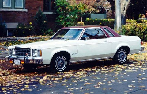 1974 ford granada overview cargurus