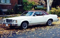 1974 Ford Granada Overview