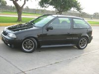 Picture of 1998 Suzuki Swift 2 Dr STD Hatchback, exterior, gallery_worthy