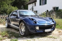 2005 smart roadster Overview
