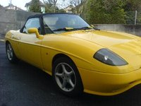 1995 FIAT Barchetta Overview