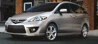 2010 Mazda MAZDA5, Front-quarter view, exterior, manufacturer, gallery_worthy