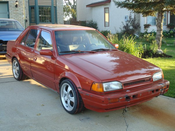 Picture of 1988 Mazda 323