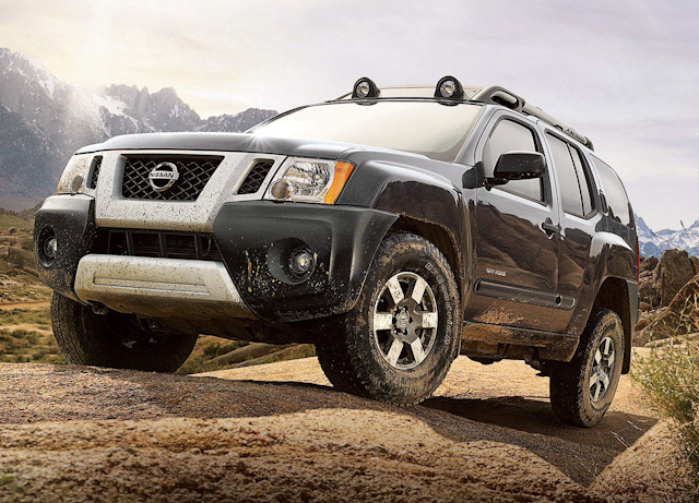 2010 Nissan Xterra, Front Left Quarter View, exterior, manufacturer, gallery_worthy
