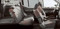 2010 Nissan Xterra, Interior View, interior, manufacturer