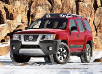 2010 Nissan Xterra, Front Left Quarter View, exterior, gallery_worthy
