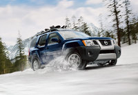 2010 Nissan Xterra, Right Side View, exterior, manufacturer