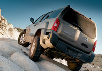 2010 Nissan Xterra, Back View, exterior, manufacturer, gallery_worthy