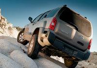 2010 Nissan Xterra, Back View, exterior, manufacturer