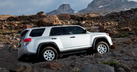 2010 Toyota 4Runner, Right Side VIew, manufacturer, exterior