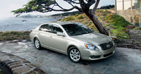 2010 Toyota Avalon, Overhead View, exterior, manufacturer, gallery_worthy