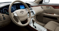 2010 Toyota Avalon, Interior View, interior, manufacturer