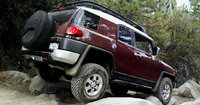 2010 Toyota FJ Cruiser, Right Side View, exterior, manufacturer