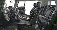 2010 Toyota FJ Cruiser, Interior View, interior, manufacturer
