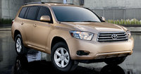2010 Toyota Highlander Hybrid, Front Right Quarter View, exterior, manufacturer, gallery_worthy