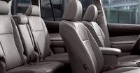 2010 Toyota Highlander Hybrid, Interior View, interior, manufacturer