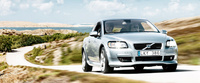 2010 Volvo C30, Front Right Quarter View, exterior, manufacturer