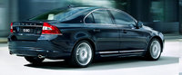 2010 Volvo S80, Back Right Quarter View, exterior, manufacturer