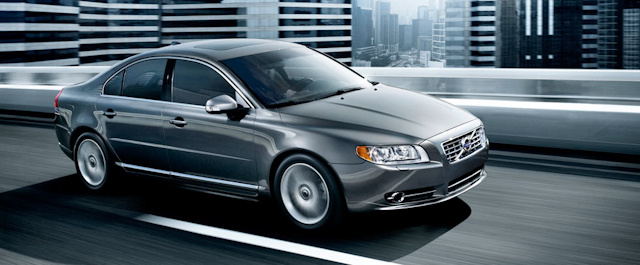 2010 Volvo S80, Front Right Quarter View, exterior, manufacturer