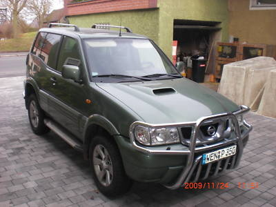 Picture of 2004 Nissan Terrano II