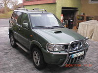 2004 Nissan Terrano II Picture Gallery