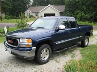 2001 GMC Sierra 1500 Picture Gallery