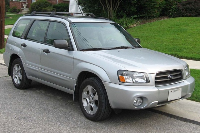 Picture of 2003 Subaru Forester XS