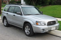 2003 Subaru Forester Picture Gallery