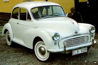 1969 Morris Minor Overview