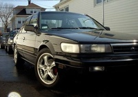 Picture of 1990 Nissan Stanza, exterior