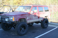 Picture of 1991 Jeep Cherokee Limited 4-Door 4WD, exterior, gallery_worthy