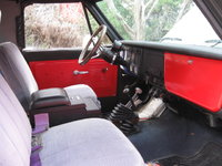 Picture of 1969 Chevrolet Blazer, interior