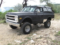 Picture of 1969 Chevrolet Blazer, exterior