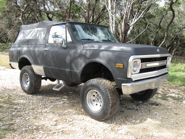 Picture of 1969 Chevrolet Blazer